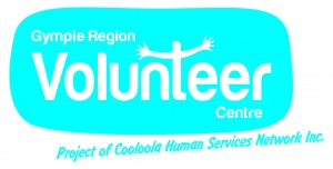 Gympie Region Volunteer Centre logo